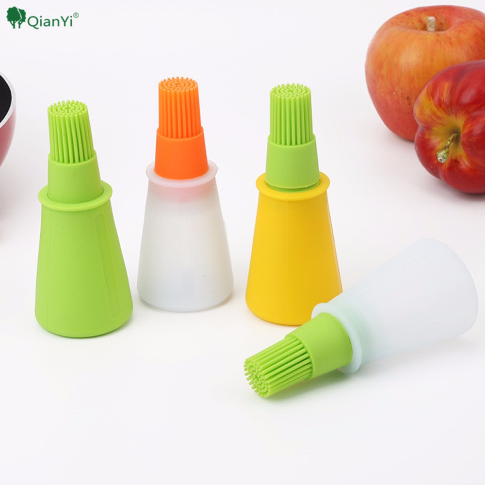 QianYi Silicone Oil Cooking BBQ Tools Kitchen Accessories