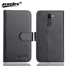 Black Fox B4 mini NFC Case 2019 6 Colors Dedicated Leather Exclusive Special Phone  Crazy Horse Cover Cases Card Wallet+Tracking