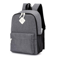 2017 Hot Male Backpacks School Bag Boys For Teenager Girls Chain Oxford Waterproof Backpack Men Backpack