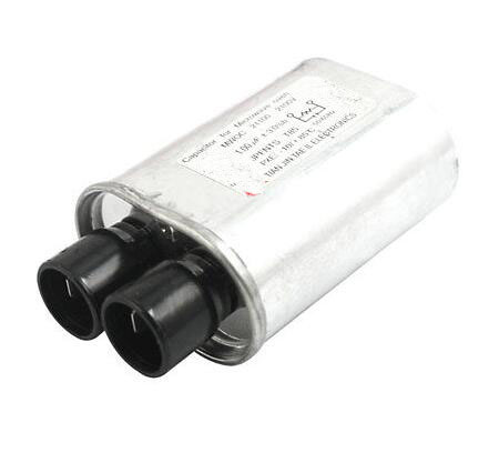 AC 2100V 50/60Hz Microwave Oven High Voltage HV Run Capacitor 1.0uF