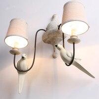 Nuovo Arrivo lampada Da Parete In Ferro verniciato per il Ristorante Risparmio energetico post-moderno E14 ombra industriale vintage parete del riparo Arandela