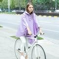 Женский плащ-пончо с рукавом летучая мышь для езды на велосипеде