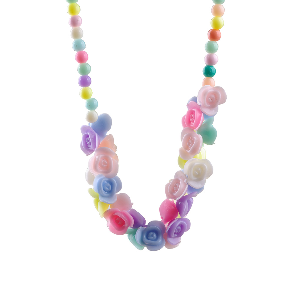 Cinta Bunga Anak Kalung Gelang Bayi Manis Aksesori Jepit Buaya Besar 55 Cm Per Pack Rambut  Grosir Perhiasan