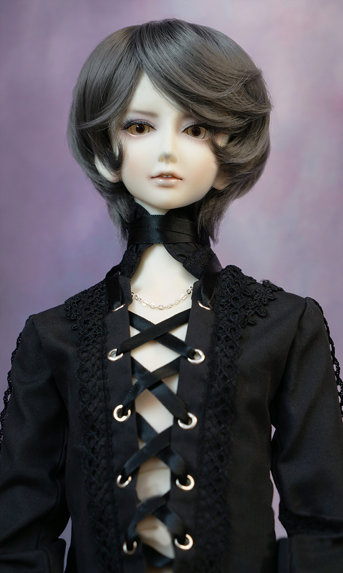 D01-P083 Children Handmade Toy 1/3 1/4 Doll Accessories BJD/SD Doll Clothes Aristocratic Lace Shirt Shirt 1pcs