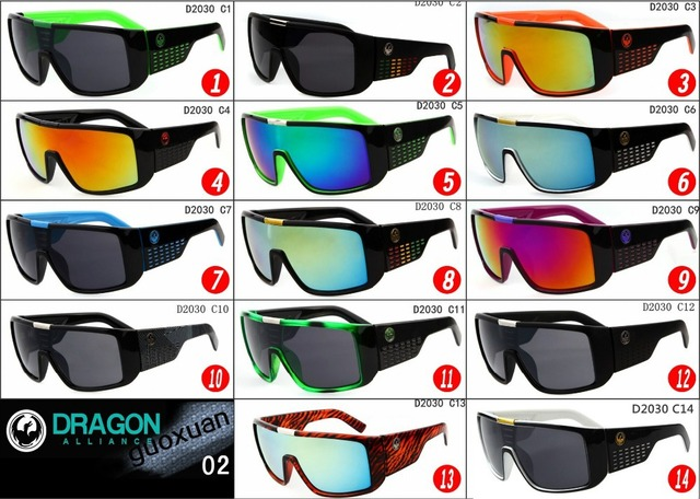 1d0079033f28 Dragon DOMO Mens Fashion sunglass Boys riding glasse DRAGON DOMO SUNGLASSES  Dragon Alliance with detail box 1pc fast shipping