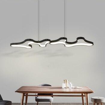 Minimalismus Moderne Led Anhänger Lichter Für esszimmer küche hängen lampe suspension nordic lampe Anhänger Lampe leuchten