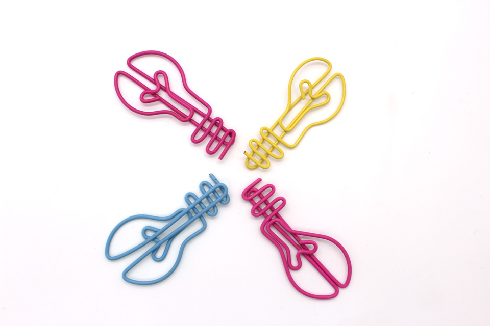 Light Bulb Shaped Paper Clips [ 100 Piece Lot ] 3