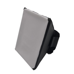"Image 4 - Tycipy 14X10 ס""מ רך תיבת עם מעמד חצובה E27 מנורת תאורת ראש צילום וידאו סטודיו צילום אור מפזר Shoting"