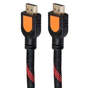 Image 3 - 1.64 фута/0,5 м Hdmi Hd 3D Hdmi кабель для Ps3 Xbox 1080P Hdmi Male Hdmi Male аудио кабель 0,5 м
