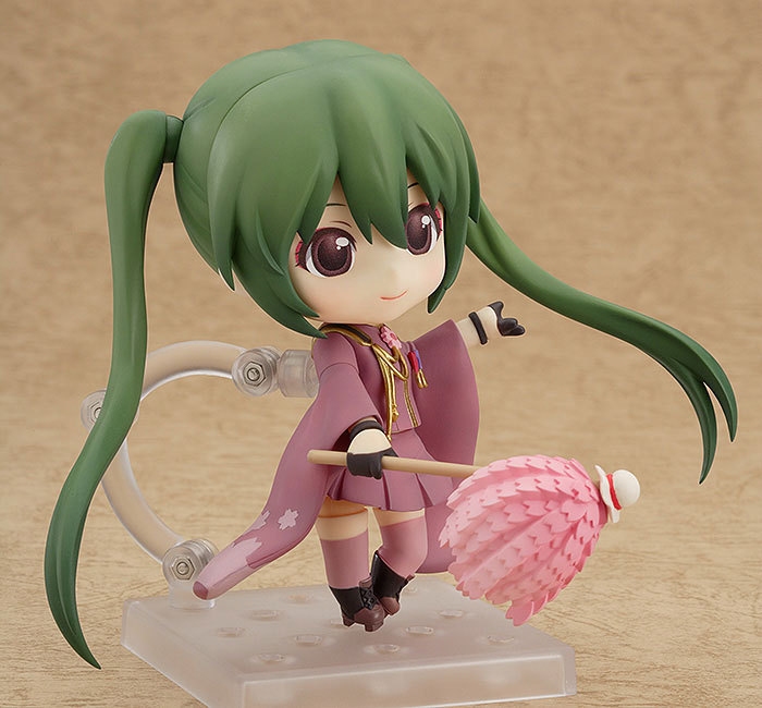 Hatsune Miku bike Cute Nendoroid Anime Collectible Action Figure PVC toys for christmas gift with retail box