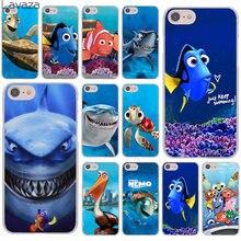 0f3a8a2010d Lavaza Finding Nemo Marlin Dory Nem film funda dura para iPhone X XS Max XR  6 6 s 7 8 Plus 5 5S SE 5C 4S 10 fundas de teléfono 8.