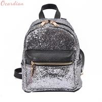 NEW Mochila Women Fashion School Style Sequins Travel Satchel School Bag Backpack Bag Casual 1 Pcs