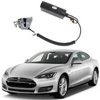 for Tesla Model S Electric suction door Automobile refitted automatic locks Car accessories Intelligence Suction door