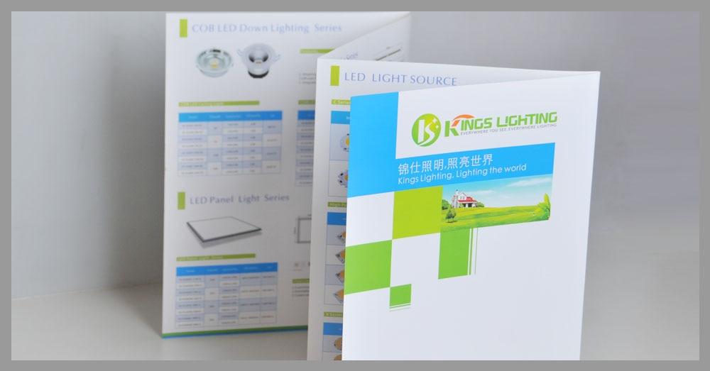Customized Accordion Fold Brochure/Flyer Printing Advertising - accordion fold brochure