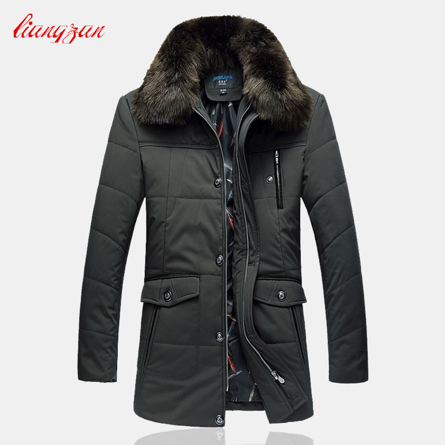 Men Winter Cotton Jacket And Coats Snow Warm Thick Fur Collar Overcoats Brand Male Casual Plus Size 5XL 6XL Parkas SL-K179 александр власов катрены