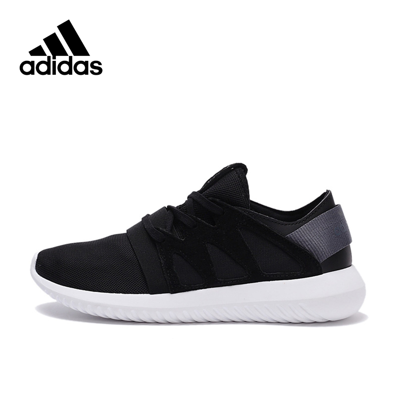 Authentic New Arrival Adidas Originals TUBULAR VIRAL W Women's Skateboarding Shoes Sneakers Classique Outdoor adidas originals tubular shadow black grey