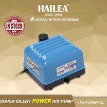 HAILEA BRAND NEW V-20 SEPTIC POND AIR PUMP ATU TREATMENT PLANT COMPRESSOR 15W 20L/Min AUTHORIZED DEALER