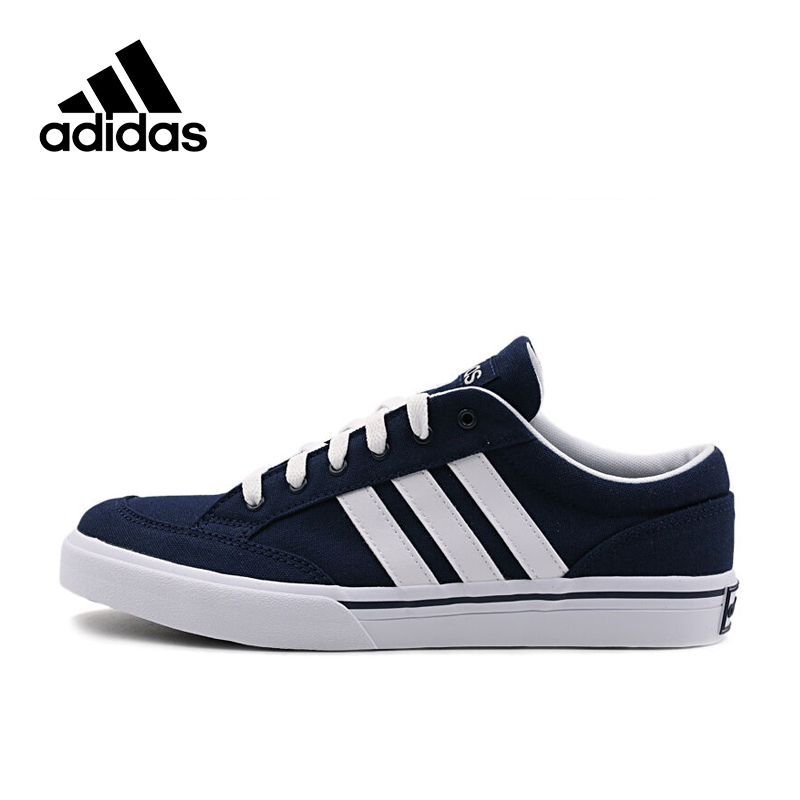 Original Adidas GVP Men's Anti-Slippery Blue Skateboarding Shoes Sports New Arrival Authentic Sneakers for Men adidas original new arrival 2017 authentic springblade pro m men s running shoes sneakers b49441