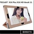 "Para 10.6 ""TECLAST X16 X16 Plus HD capa tbook 11 caso 4 cores de couro projeto queda tablet coldre 10.6 Polegada"