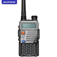 מכשיר הקשר מכשיר הקשר Baofeng UV5RE Dual Band UV5RE CB רדיו 128CH VOX פלדה מעטפת Ham Radio משדר מקצועיות לציד רדיו (5)