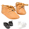 1 Pair Baby Walking Shoes Infant Toddler Crib Bright Layer Shoes Soft Sole Fashion Baby First Walkers  #LD789