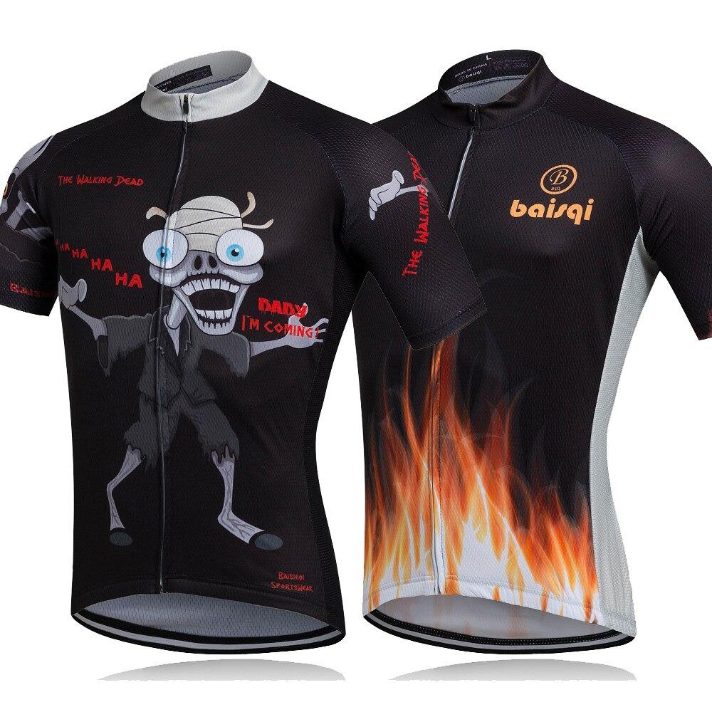 offrir des rabais mieux aimé joli design Pas cher Prix Vélo Jersey Maillot Velo Cyclisme T shirt ...