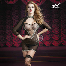 9785 New Style Baby Doll Dress Women Sexy Lingerie Costumes Sexy Underwear Women Sex Product Erotic Lingerie Porn Babydoll