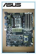 Оригинальный материнская плата ASUS SaberTooth X58 LGA 1366 DDR3 для Core i7 Extreme/Core i7 24 ГБ системная материнская плата для стационарного компьютера