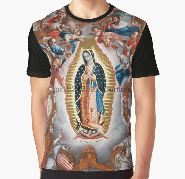 cb9723545 Buy virgin guadalupe shirt and get free shipping on AliExpress.com