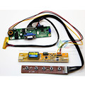 14.1 polegada 15.4 polegada 1280*800 Tela de LCD DIY Kit placa controladora RTD2270L 30pin LVDS Motorista Bordo de um monitor cabo
