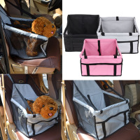 Waterproof Folding Washable Hammock PVC Pet Dog Cat Car Seat Bag Carriers Small Animal Pet Dog