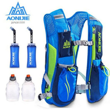 Vest-Pack Running-Backpack Trail Hydration AONIJIE Marathon Fitness Racing Hiking Outdoor-Sports