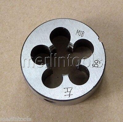 18 мм внутренний диаметр х 2,5 метрических с левосторонней резьбой под давлением M18 x 2,5 мм шаг