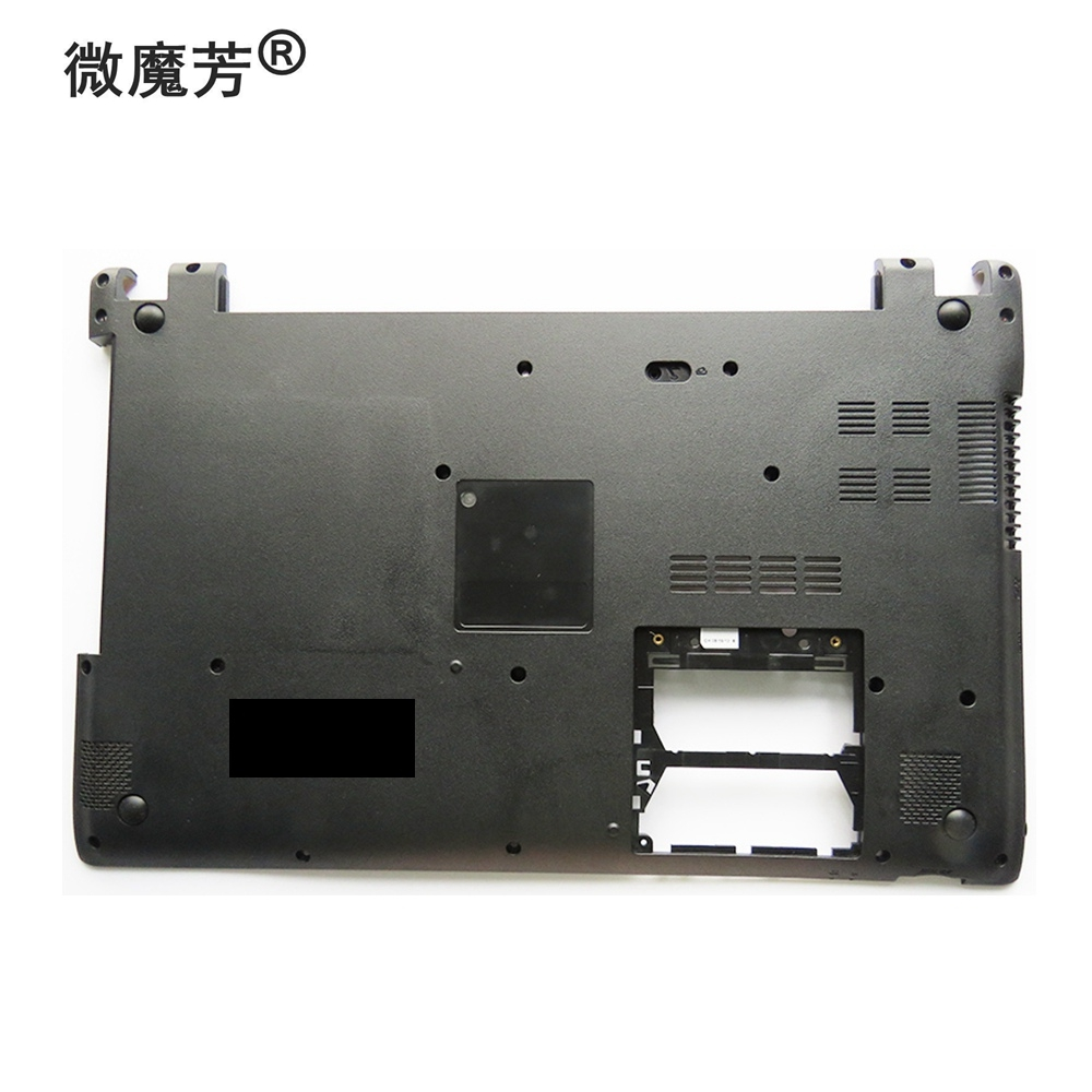 NEW Laptop Bottom Base Case Cover Door for ACER V5 571 V5 571g V5 531 V5 531g Non touch D shell 60.4VM05.001-in Laptop Bags & Cases from Computer & Office