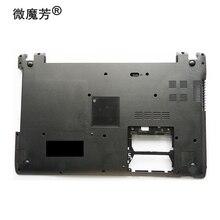 에이서 V5 571 V5 571g V5 531 V5 531g 비 터치 d 쉘 60.4vm05.001 에 대한 새로운 노트북 하단베이스 케이스 커버 도어