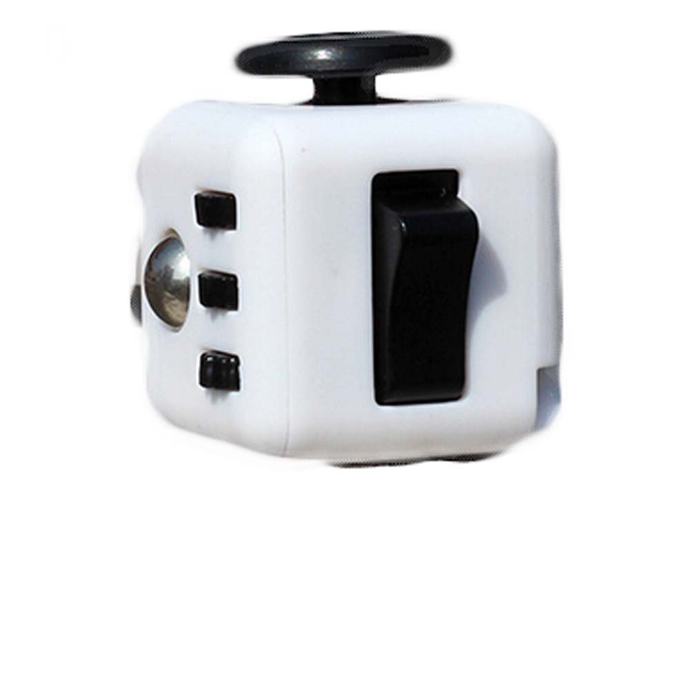 Mini Size 2 2 2 2 Fidget Cube Desk Spin Magic Cubes Stress Relief Desk Spin