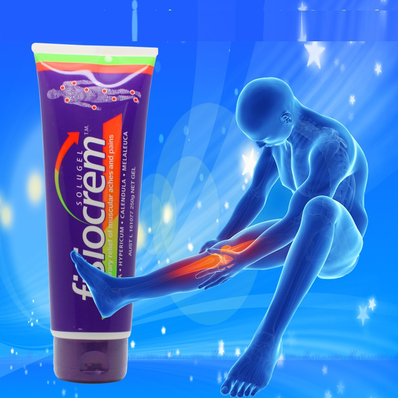 Original Fisiocrem SOLUGEL Muscle Joint Aches Pains from Bad Backs Ligaments Massage Solution Bumps Bruises Gel Back pain Relief eric g flamholtz growing pains
