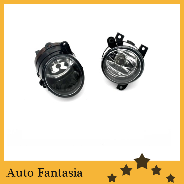 Front fog light assembly for Volkswagen tiguan hot sale abs chromed front behind fog lamp cover 2pcs set car accessories for volkswagen vw tiguan 2010 2011 2012 2013