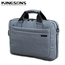Kingsons For HP for Apple laptop bag 15.6/14/13/12 inch waterproof and shockproof laptop bag for men and women