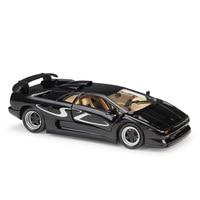 1:18 Maisto Lamborghini Diablo SV black Diecast model car