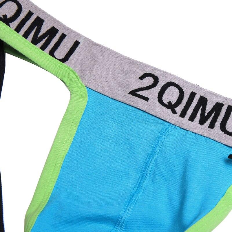 6dbbf36ec70f 2QIMU Young Gay Men Underwear Sexy Jockstrap Cotton T Back Men Lingerie Low  Rise Mens G String Underwear Blue Colors on Aliexpress.com | Alibaba Group
