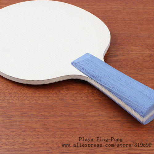 ФОТО [Playa PingPong] Customizable cypress yellow aryl carbon structure table tennis rackets for ping pong ratio superele
