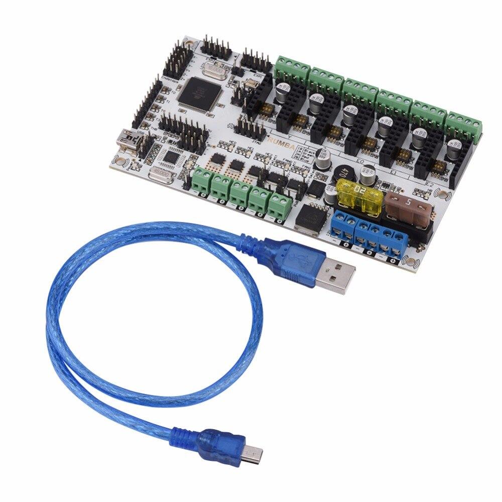 3D Imprimante Carte Mère Imprimante Accessoires Rumba Plus USB ou SD Carte Impression