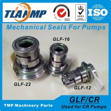 GLF 16 , JMK 16 Mechanical Seals for CR10/CR15/CR20 Multi stage Pumps