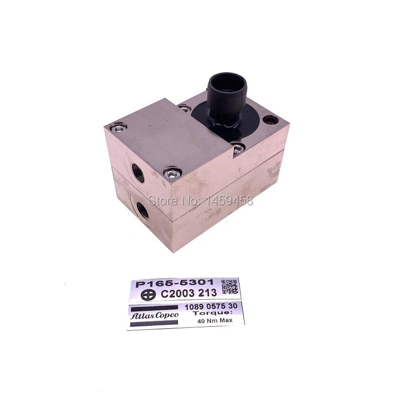 Free shipping 2pcs/lot OEM 1089057543/ 1089057530 differential pressure sensor for screw air compressor part