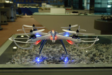 2015 Tarantula X6 2.4G 4CH 6-axis RC Quadcopter With 2MP/5MP Camera Drone