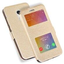 Xiaomi Redmi Note 4 Case покрытия Высокого Качества Роскошный Флип Кожаный Case PU Кожаный Чехол Для Xiaomi Redmi Note 4X телефон сумка