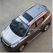 Auto Accessories High Quality Aluminum Alloy Roof rack Fit For 2009-2014  Hyundai ix35