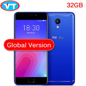 Meizu M6 3 GB 32 GB global version 4G EMEILAN M6 Mobile Phone 5.2 inch Screen battery