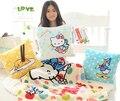 Плюшевые 1 шт. мягкий gudetama яйцо привет котенок дональд дак офис подушки + теплое одеяло мягкая игрушка творческий романтический подарок для ребенка